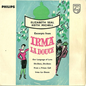 Elizabeth Seal And Keith Mitchell - Excerpts From Irma La Douce