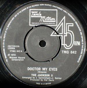 Jackson 5, The - Doctor My Eyes