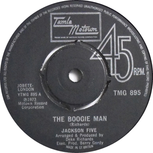 Jackson Five - The Boogie Man