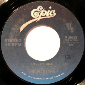Jacksons, The -  Lovely One