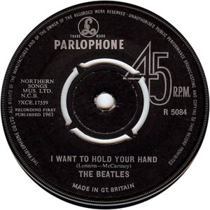 Beatles, The ? - I Want To Hold Your Hand