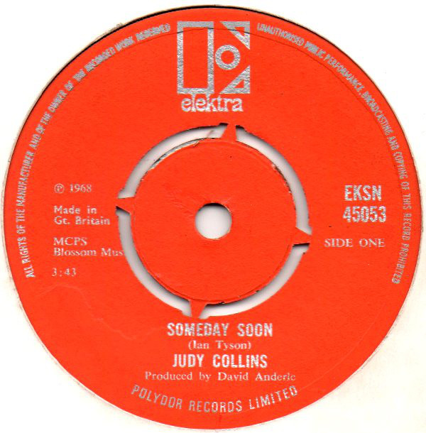 Judy Collins ? - Someday Soon / My Father