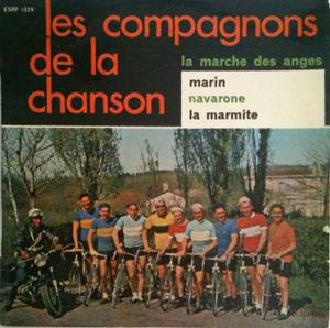 Les Compagnons De La Chanson - Navarone