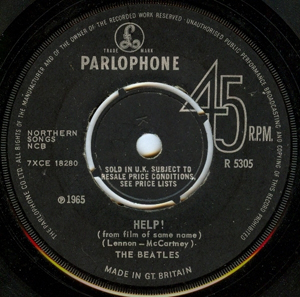 Beatles, The - Help!
