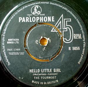 Fourmost, The - Hello Little Girl
