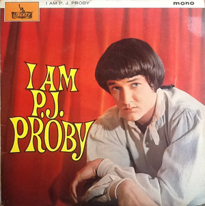 P.J. Proby - I Am P.J. Proby