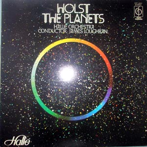 Holst, Hall? Orchestra, James Loughran - The Planets