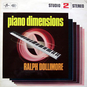 Ralph Dollimore - Piano Dimensions