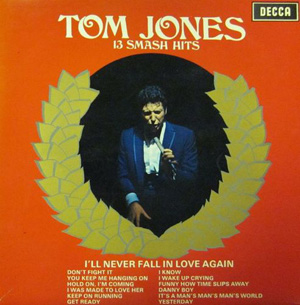 Tom Jones ? - 13 Smash Hits