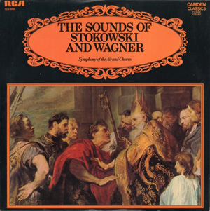 Stokowski And Wagner - The Sounds Of Stokowski And Wagner
