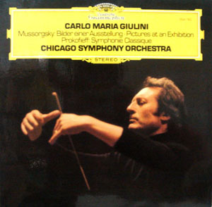 Moussorgski / Prokoviev -  Chicago Symp. Orch - Pictures At An Exhibition / Symphonie Classique