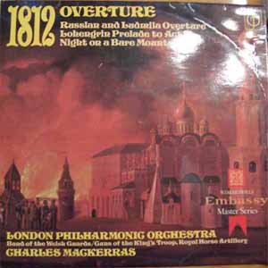 Tchaikovsky - Charles Mackerras - London  Phil. ? - 1812 Overture