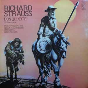 Richard Strauss - Rudolf Kempe - Berlin Phil. Orch - Don Quixote / Till Eulenspiegel