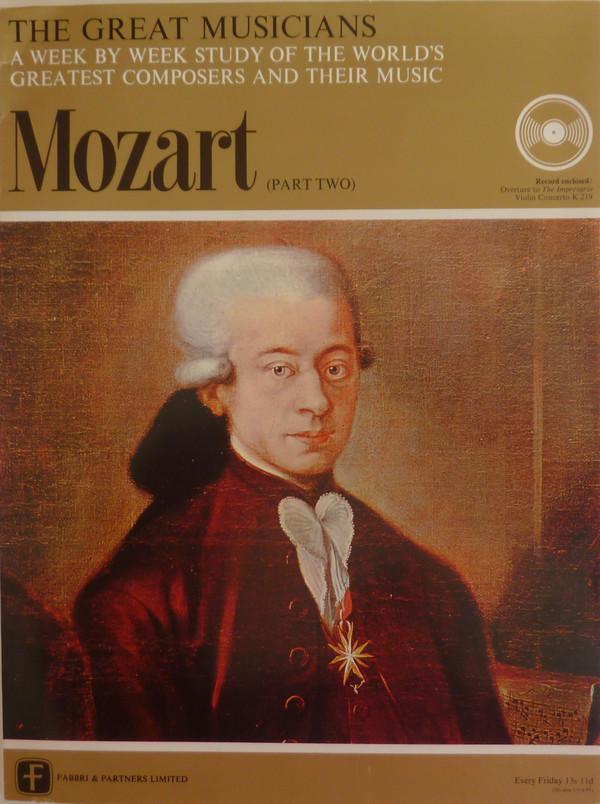 Mozart - Czech Phil Orch. - Bohumil Gregor - ImpresarioK486 - Violin Concerto K219