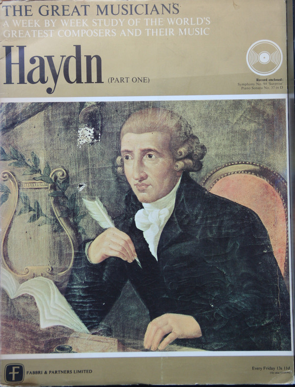 Haydn - Banberg Symp. Orch. - Alfred Scholtz - Symphony 94 in G