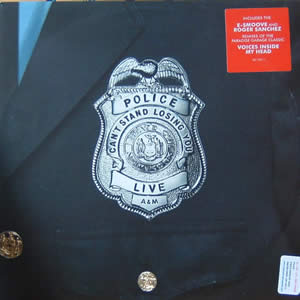 THE POLICE - VOICES INSIDE MY HEAD