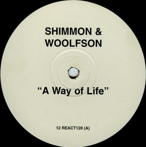 Shimmon & Woolfson - A Way Of Life