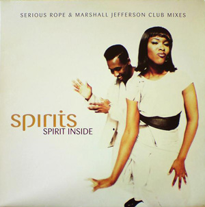 SPIRITS - SPIRIT INSIDE