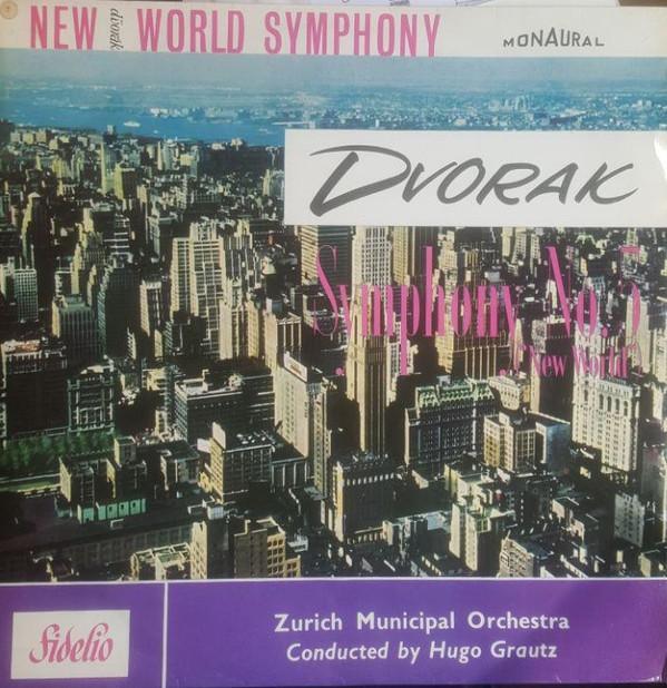 Dvorak - New World Amsterdam Phil - Hugo Grautz - Symphony No.5 in E Minor Op.95