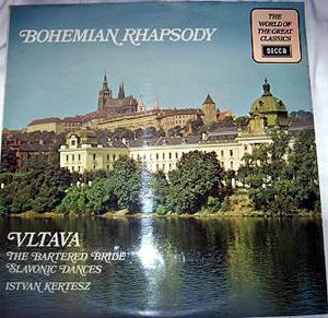 Smetana - Dvorak - Israel Phil. - Istvan Kertesz - Bohemian Rhapsody