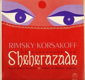 RIMSKY-KORSAKOV  - FENYVES - VAN OTTERLOO - Scheherazade
