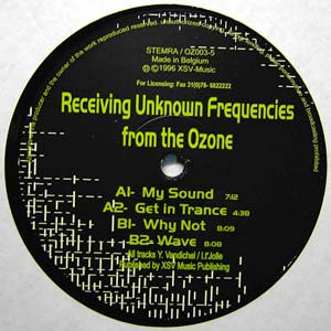 Receiving Unknown Frequencies From The Ozone - My Sound