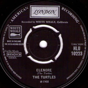 Turtles, The - Elenore