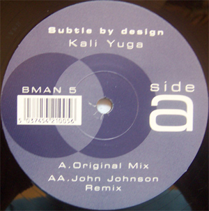 Subtle By Design - Kali Yuga