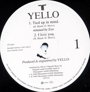 Yello - Tied Up In Mind
