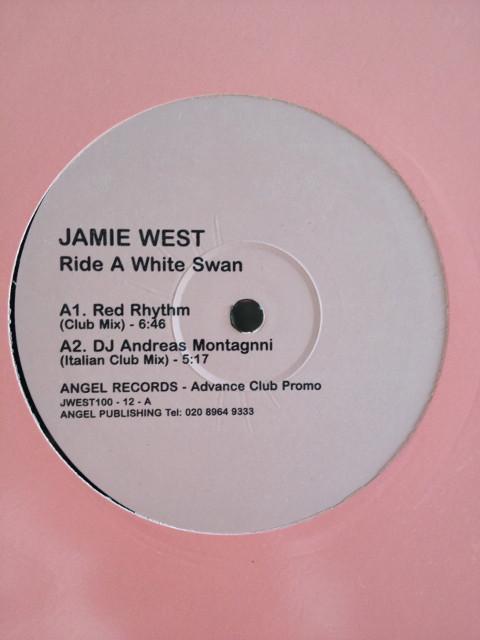 Jamie West - Ride A White Swan