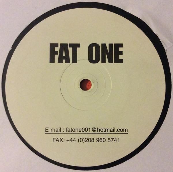 Unknown Artist ? - Fat One