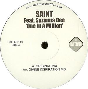 Saint  Feat. Suzanna Dee - One In A Million