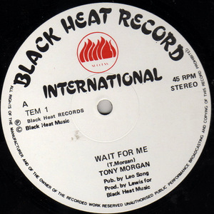 Tony Morgan - Wait For Me