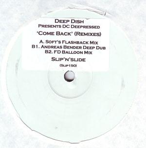 DC Deepressed - Come Back (Remixes)