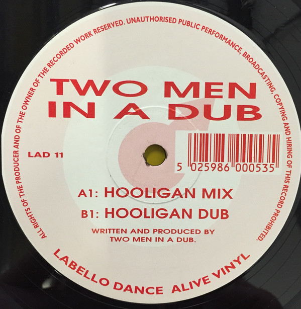 Two Men In A Dub - Hooligan