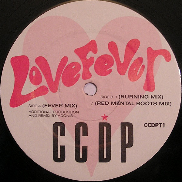 CCDP - Love Fever