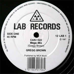 Gregg Brown - Can I Go