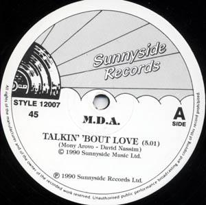 M.D.A. - TalkinBout Love