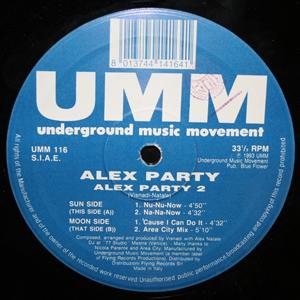 Alex Party - Alex Party 2