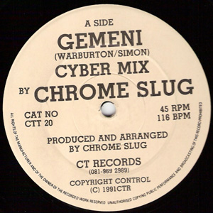 Chrome Slug - Gemeni