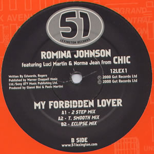 ROMINA JOHNSON - MY FORBIDDEN LOVER