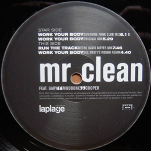 MR. CLEAN - WORK YOUR BODY