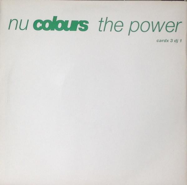 NU COLOURS - THE POWER