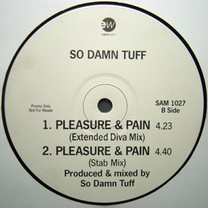 SO DAMN TUFF - PLEASURE AND PAIN