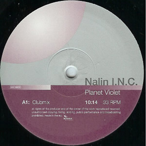 NALIN INC. - PLANET VIOLET