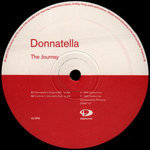 DONNATELLA - THE JOURNEY (REMIXES)