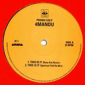 4Mandu - This Is It