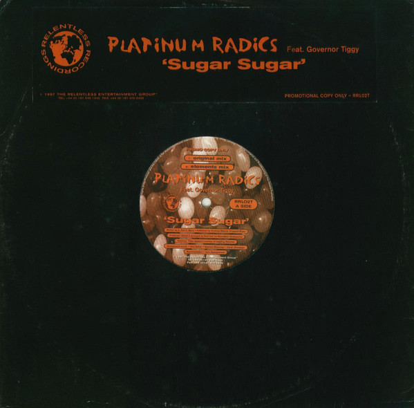 Platinum Radics Feat. Governor Tiggy - Sugar Sugar