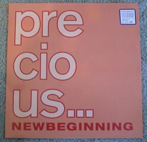 Precious - New Beginning (Promo 2)