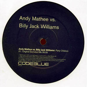 Andy Mathee vs. Billy Jack Williams - Party Children